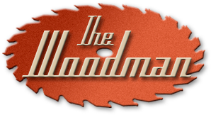 The Woodman Logo